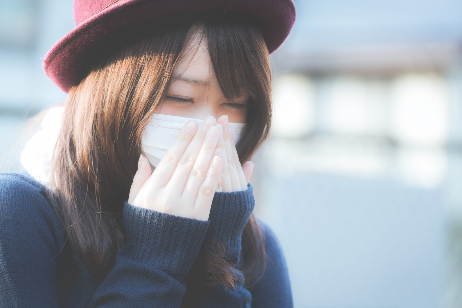 インフルエンザ要注意法!