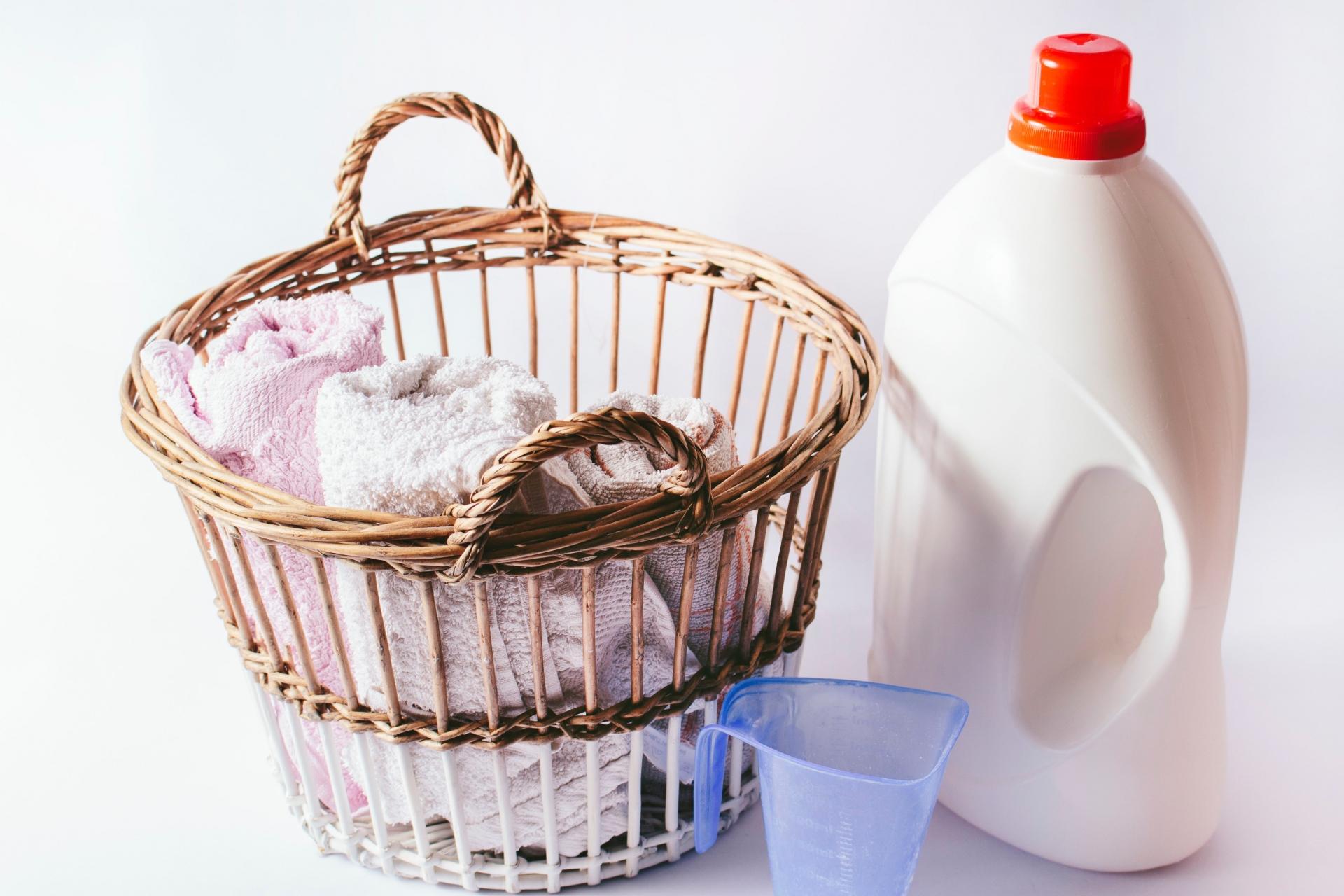 洗濯洗剤「ファッションケアの基礎知識 第8弾!」