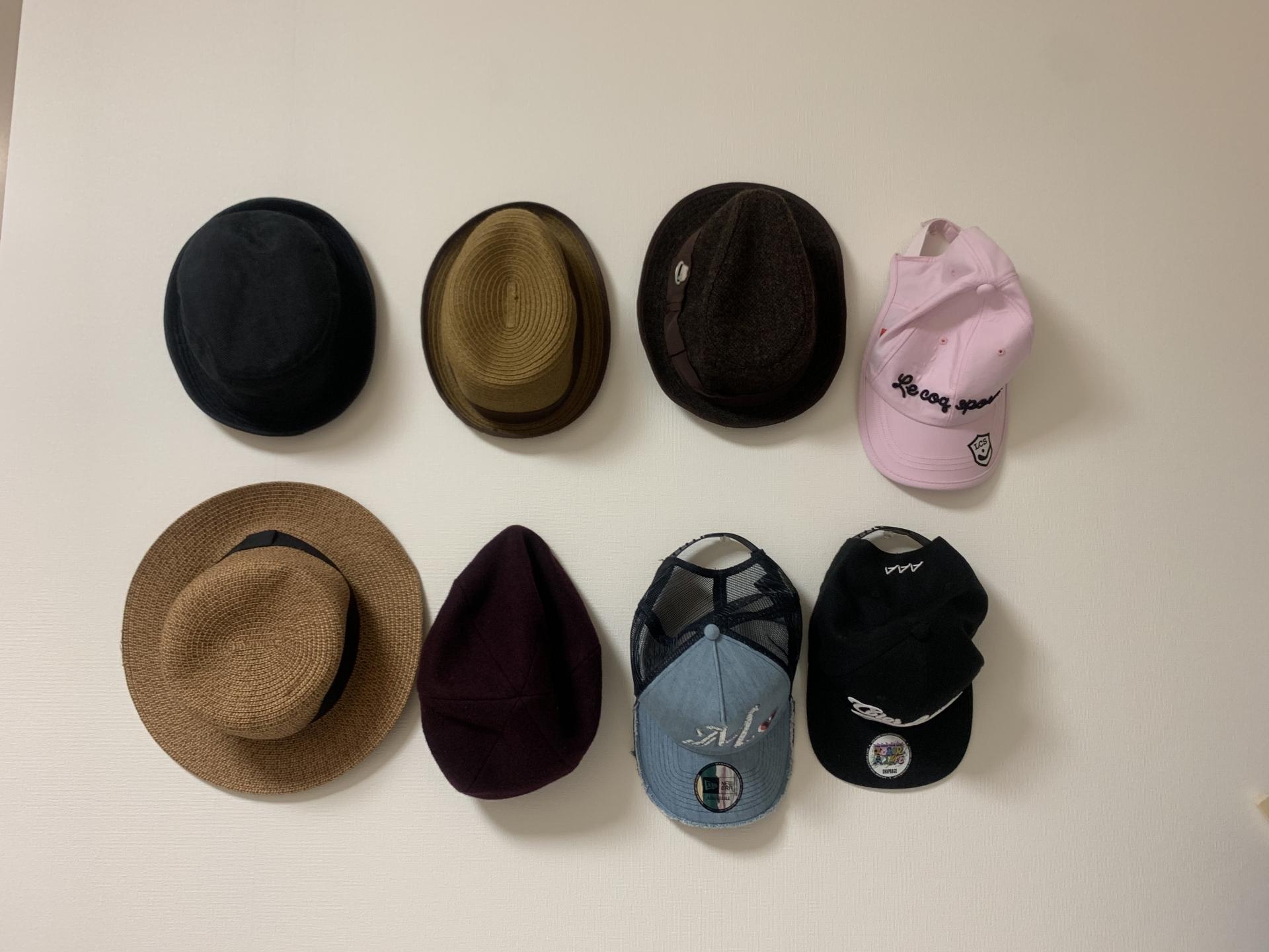 「帽子」アイテム別お手入れ第21弾!