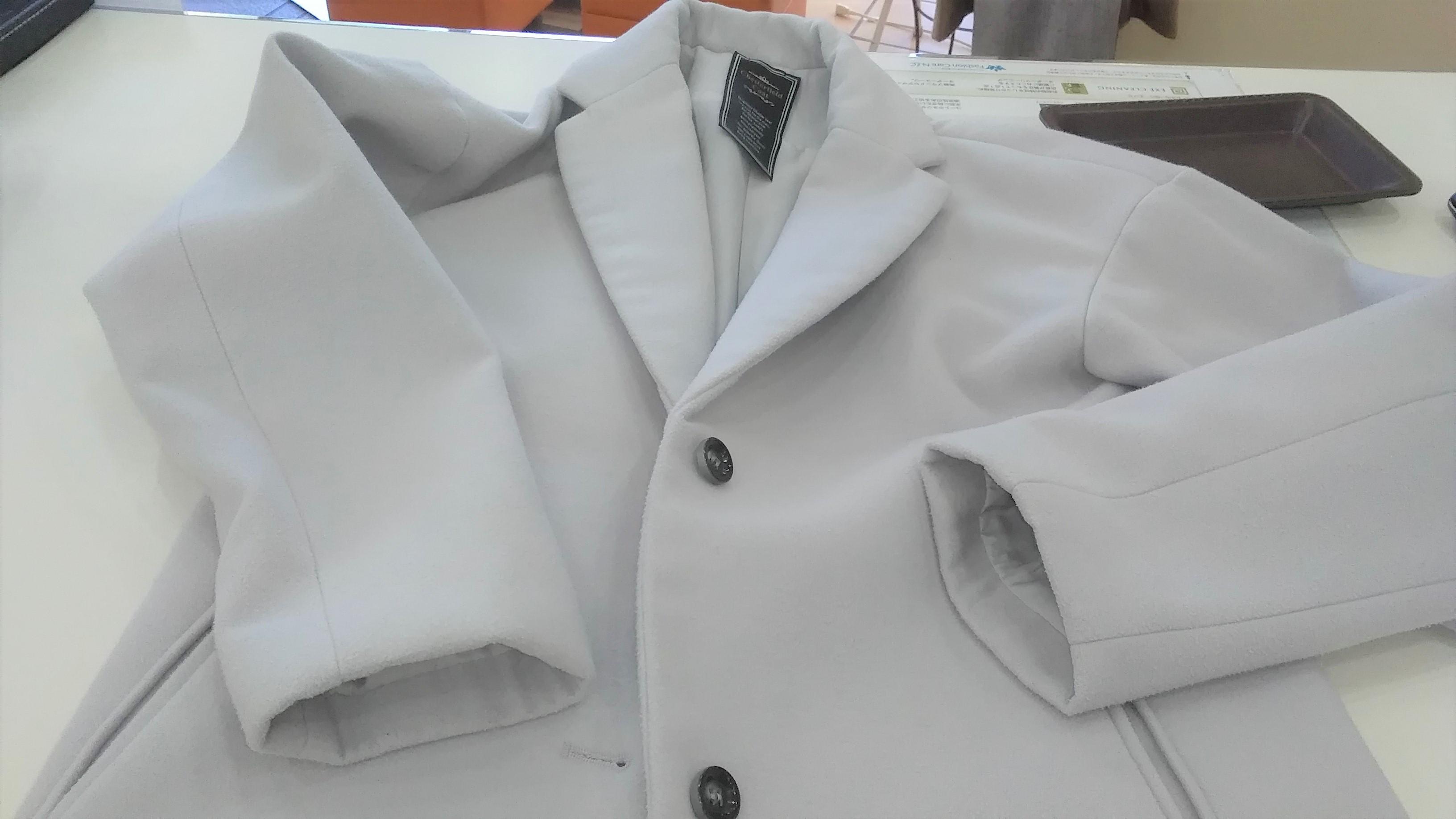 ≪福袋・返品不可だからってあきらめないで!~コート・袖丈詰め≫